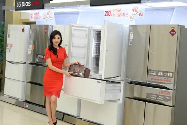 Thủ thuật xử lí cửa tủ lạnh đóng không kín siêu nhanh